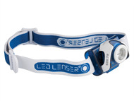 LED Lenser LED6107 - SEO7R Rechargeable Head Lamp Test It Pack