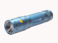 LED Lenser - Police Tech LED Focus Torch Cobalt Blue Gift Box