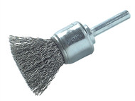 Lessmann LES45516107 - DIY End Brush 25mm 0.30 Steel Wire