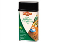 Liberon LIBGFOCL1L - Garden Furniture Oil Clear 1 Litre