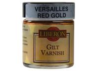 Liberon LIBGVVER30 - Gilt Varnish Versailles 30ml