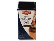 Liberon LIBSDDO1L - Spirit Wood Dye Dark Oak 1 Litre