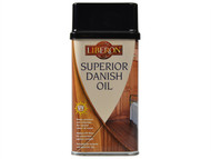 Liberon LIBSDO250 - Superior Danish Oil 250ml
