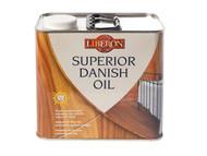 Liberon LIBSDO25L - Superior Danish Oil 2.5 Litre