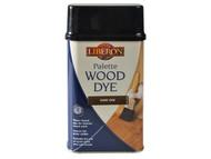 Liberon LIBWDPDO500 - Palette Wood Dye Dark Oak 500ml