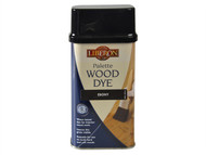 Liberon LIBWDPE250 - Palette Wood Dye Ebony 250ml
