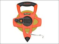 Lufkin LUFFM050CME - FM050CME Fibreglass Tape 50m / 164ft (Width 13mm)