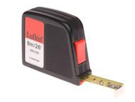 Lufkin LUFYU838 - YU838CME Unilok Tape 8m / 26ft (Width 19mm)