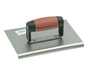 Marshalltown M/T120D - M120D Cement Edger Straight End Durasoft Handle 200 x 150mm (8 x 6in)