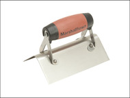 Marshalltown M/T68SSD - 68SSD Stainless Steel External Corner Trowel Rounded DuraSoft Handle