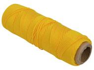 Marshalltown M/TM621 - M621 Masons Line 87m (285ft) - Yellow