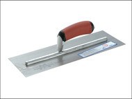 Marshalltown M/TMPB145D - MPB145D Pre-Worn Plasterers Trowel DuraSoft Handle 350 x 125mm (14 x 5in)