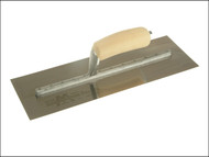 Marshalltown M/TMXS73SS - MXS73SS Cement Trowel Stainless Steel Wooden Handle 14in x 4.3/4in