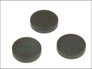 E-Magnets MAG601 - 601 Ferrite Disc Magnet 20mm (card 10)