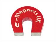 E-Magnets MAG802 - 802 Horseshoe Magnet 25mm