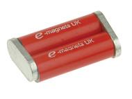E-Magnets MAG806 - 806 Bar Magnet 25mm x 8mm Diameter