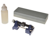 IRWIN Marples MAR10507932 - Honing Guide , Stone & Oil Set of 3