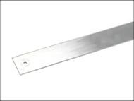 Maun MAU17001 - Carbon Steel Straight Edge 1 Metre (39.1/3in)