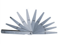Moore & Wright MAW911 - Safe & Sure Feeler Gauge Set of 10 4in