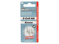 Maglite MGLLM2A001 - LM2A001 AA Bulb