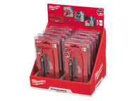 Milwaukee MIL352942 - Set 1 Shockwave Drive Guide 12 Piece Counter Display of 10 Sets