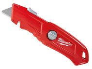 Milwaukee MIL48221915 - Self-Retracting Safety Knife