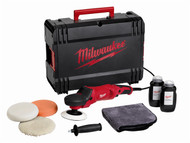Milwaukee MILAP14ESET - AP 14-2 200ESET 200mm Polisher Set 1450 Watt 240 Volt
