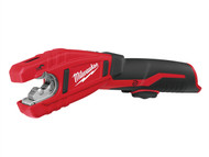 Milwaukee MILC12PC0 - C12 PC-0 Compact Pipe Cutter 12 Volt Bare Unit