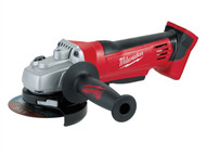 Milwaukee MILHD18AG0 - HD18 AG-0 115mm Angle Grinder 18 Volt Bare Unit