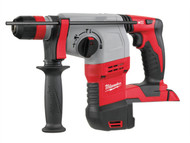 Milwaukee MILHD18HX0 - M18 HD18 HX-0 SDS Plus 3 Mode Rotary Hammer 18 Volt Bare Unit