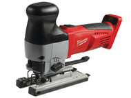 Milwaukee MILHD28JSB0 - M28 HD28 JSB-0 Heavy-Duty Body Grip Cordless Jigsaw 28 Volt Bare Unit