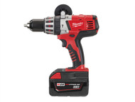 Milwaukee MILHD28PD3 - M28 HD28PD-32C Heavy-Duty Percussion Drill 28 Volt 2 x 3.0Ah Li-Ion
