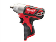 Milwaukee MILM12BIW380 - M12 BIW38-0 Sub Compact 3/8in Impact Wrench 12 Volt Bare Unit