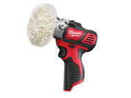 Milwaukee MILM12BPS0 - M12BPS-0 Cordless Polisher/Sander 12 Volt Bare Unit