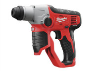 Milwaukee MILM12H0 - M12 H-0 Compact Cordless SDS 2 Mode Hammer 12 Volt Bare Unit