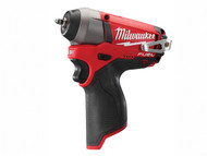 Milwaukee MILM12IW140F - M12 CIW14-0 Fuel Compact 1/4in Impact Wrench 12 Volt Bare Unit