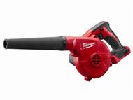 Milwaukee MILM18BL0 - M18 BBL-0 Compact Blower 18 Volt Bare Unit