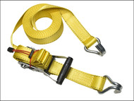 Master Lock MLK3059E - Ratchet Tie-Down J Hooks 8.25m