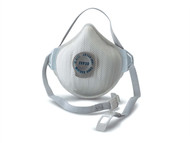 Moldex MOL3405 - Series 3000 Reusable Mask FFP3 - D Ventex Valve Pack of 5
