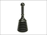 Monument MON1460 - 1460Y Handy Plunger - Black One Piece