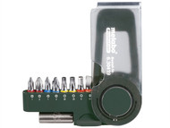 Metabo MPT630419 - 9 Piece Bit Set