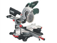 Metabo MPTKGS216MNL - KGS-216MN 216mm Sliding Mitre Saw 1500 Watt 110 Volt