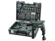 Metabo MPTSBE601MOB - SBE 601 Impact Drill Mobile Workshop 600 Watt 240 Volt