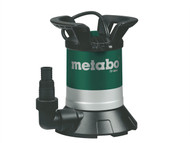 Metabo MPTTP6600 - TP 6600 Clear Water Submersible Pump 250 Watt 240 Volt