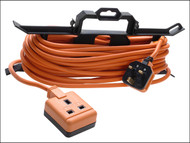 Masterplug MSTCT1513 - Garden Extension Lead 240 Volt on H Frame 15 Metre
