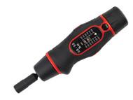 Norbar NOR13509 - Torque Screwdriver 1.2-6.0Nm 1/4in Hex
