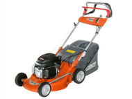 OleoMac OLMG48TH - G48TH Self Propelled Steel Deck Lawnmower 46cm Petrol 4 Stroke