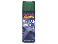 Plasti-kote PKT1299 - Metal Protekt Spray Aluminium 400ml