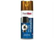 Plasti-kote PKT162 - Brilliant Metallic Spray Copper 400ml