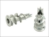 Plasplugs PLAMSDF255 - MSDF 255 Metal Self-Drill Fixings & Screws Pack of 5